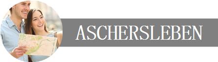 Deine Unternehmen, Dein Urlaub in Aschersleben Logo